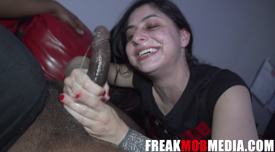 Throat Fucking Kaitlyn Katsaros